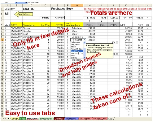 excel bookkeeping software mytax mytax online accounts