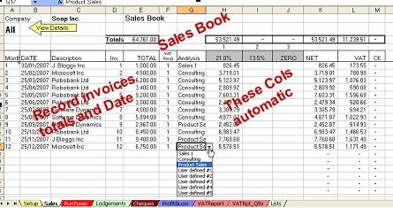 Book Keeping Mytax Online Accounts